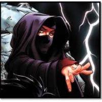 Sooraya Qadir (Dust), Superhero bercadar dari dunia Marvel
